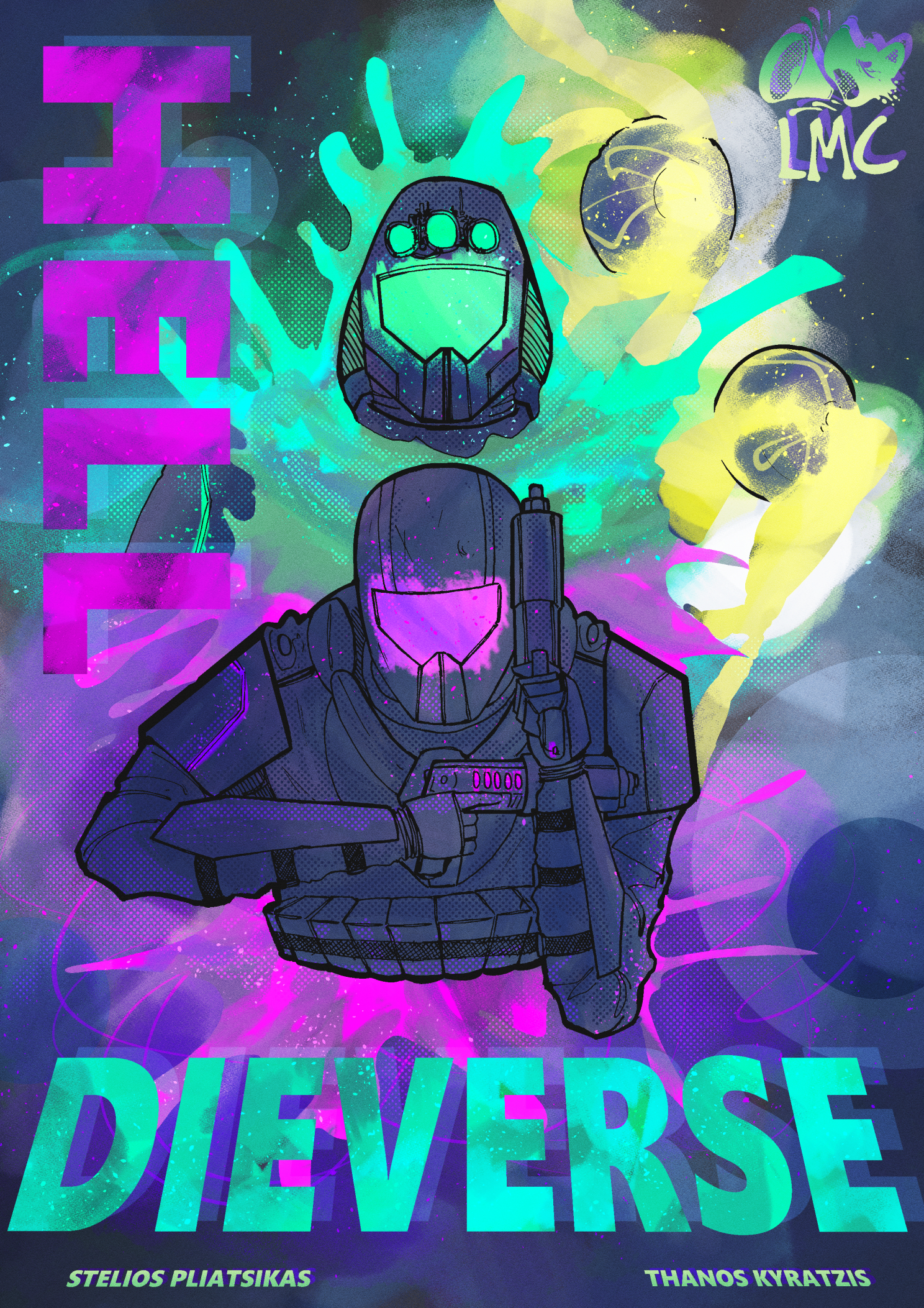 Hell Dieverse Cover image